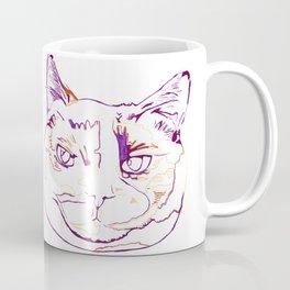 Torti Kitty Coffee Mug