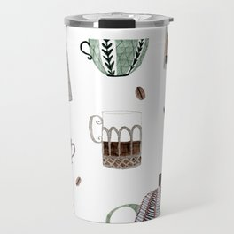 Coffee and Tea Travel Mug