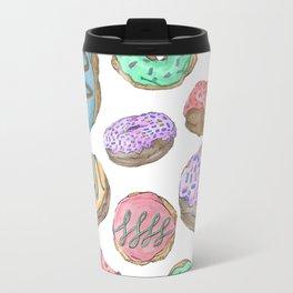 Mmm, Donuts Travel Mug