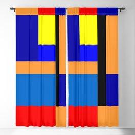 Mondrian #35 Blackout Curtain