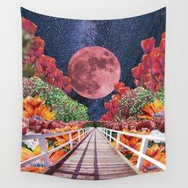 Fall Equinox Paradox Wall Tapestry