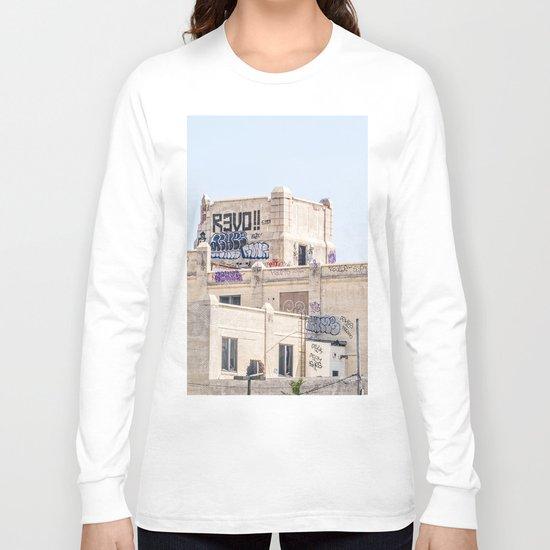 White Castle Long Sleeve T-shirt