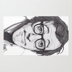 Woody Allen Rug