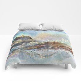 The Splash at Split Rock Comforters