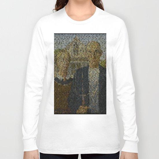 Love Will Tear Us Apart Long Sleeve T-shirt