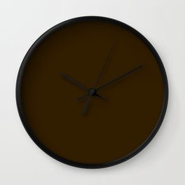 Cleveland Brown Wall Clock
