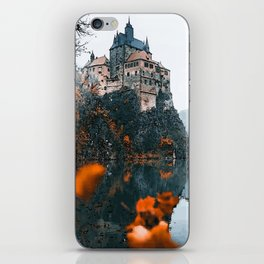 Kriebstein Castle iPhone Skin