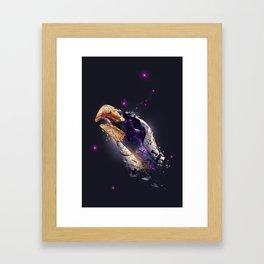 Manimals - Jupiter Framed Art Print