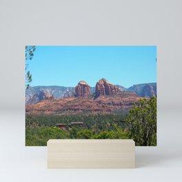 Sedona Red Rocks Mini Art Print