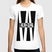 mandela T-shirts featuring Mandela tribute by Brian Raggatt