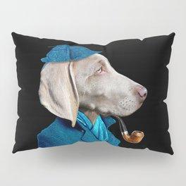 Dog Sherlock Holmes Pillow Sham