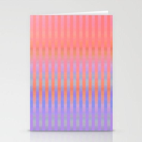 Oh So Stripy Stationery Cards