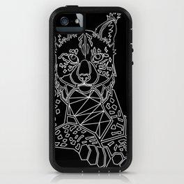 Iberian lynx iPhone Case