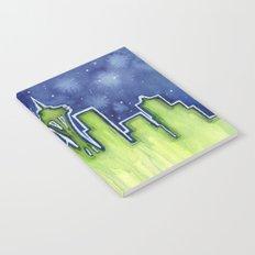 Seattle Notebook