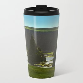 Sea Stacks at Duncansby Head Travel Mug