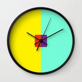 M O D E R N | C O L O R Wall Clock
