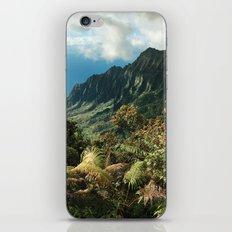 Puu O Kila iPhone & iPod Skin