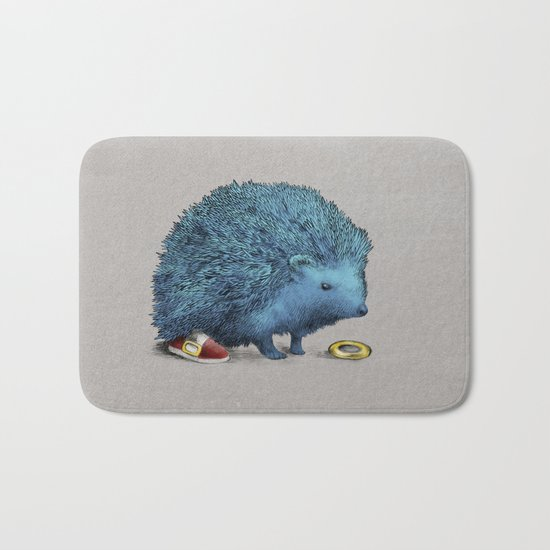 Sonic (color option) Bath Mat