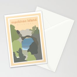 Mackinac Island Michigan  Stationery Cards
