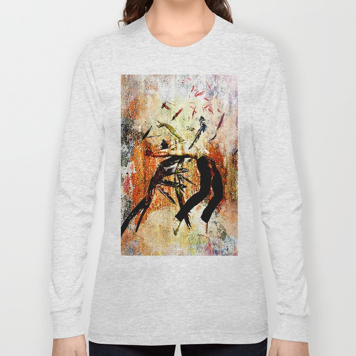 Fallen angel Long Sleeve T-shirt