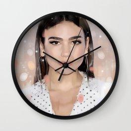 Dua Lipa #2 Wall Clock