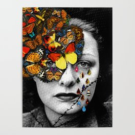 Butterfly Jewel. Poster
