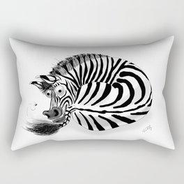 Zebra / Cebra Rectangular Pillow
