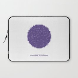 Constellation of the Northern Hemisphere Laptop Sleeve