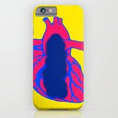 Vacant Heart Slim Case iPhone 6s