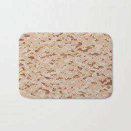 Camouflage: Arid Desert IV Bath Mat
