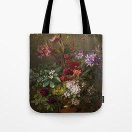 Vintage Botanical No. 2 Tote Bag