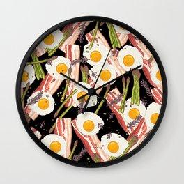 The best breakfast Wall Clock