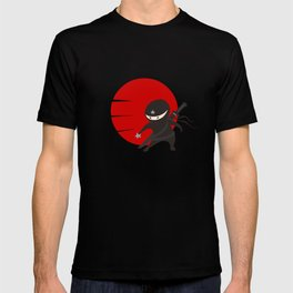 LITTLE NINJA STAR T-shirt