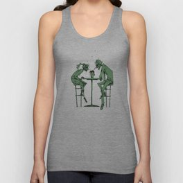 Date Night Unisex Tank Top
