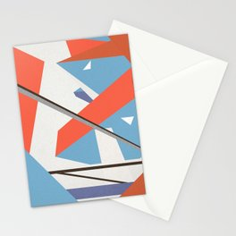 Abstracts Stationery Cards