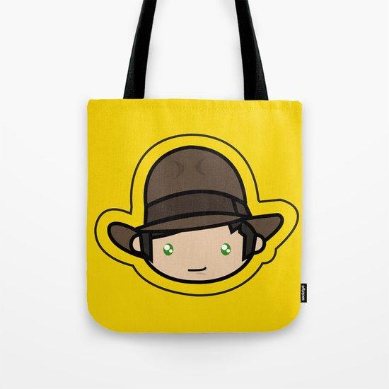 Indiana Jones Kawaii Tote Bag