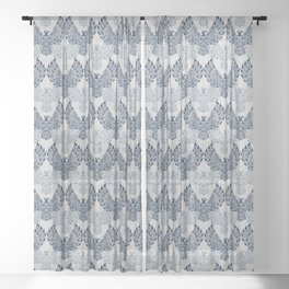 Thunderbirds Sheer Curtain