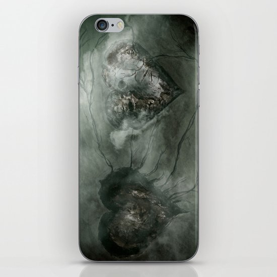 Love is coming... iPhone & iPod Skin