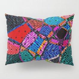 Festival Knit Pillow Sham