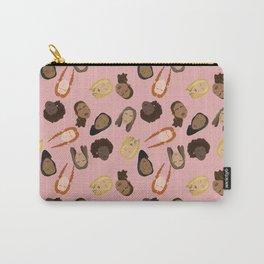 GIRLS GIRLS GIRLS Carry-All Pouch