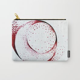 Dots work Carry-All Pouch