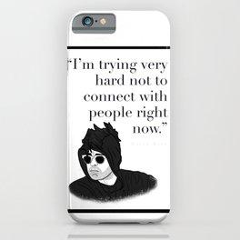 Introvert iPhone Case