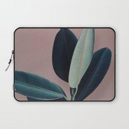 Ficus elastica - berry Laptop Sleeve