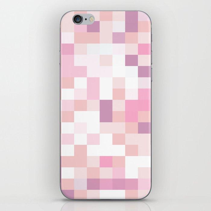 Matisse Map Blush iPhone Skin