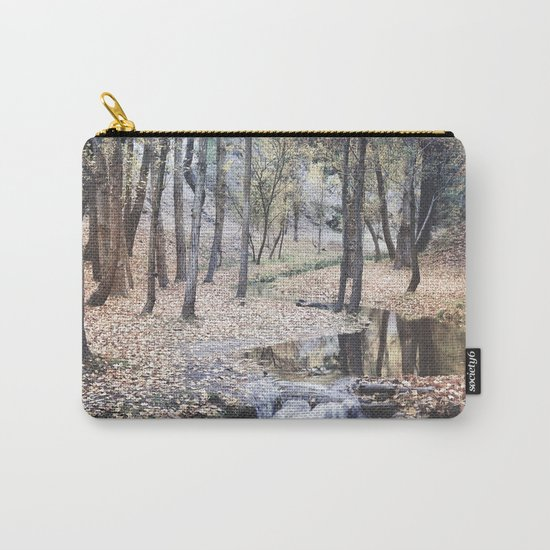 """""""My secret place"""" Carry-All Pouch"""