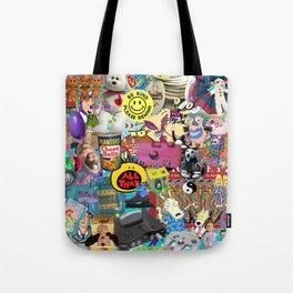 90s Favorites Tote Bag
