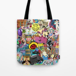 90s Favorites Tote Bag