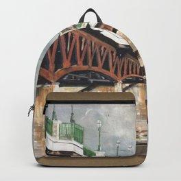 Bridge to Owego Backpack