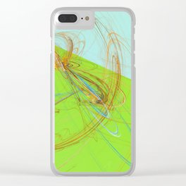fantasia Clear iPhone Case