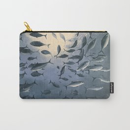 School of Fish 2 Carry-All Pouch